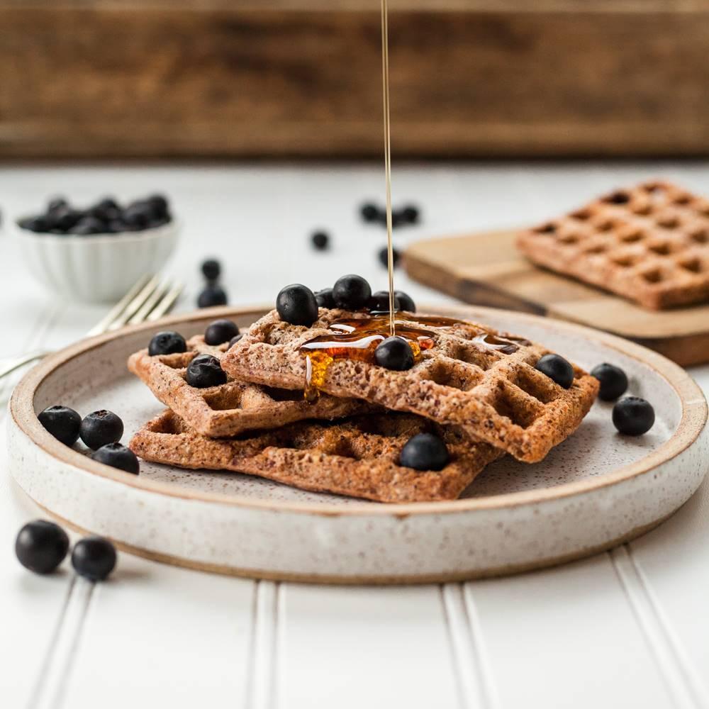 Waffles - Cafe WordPress Theme