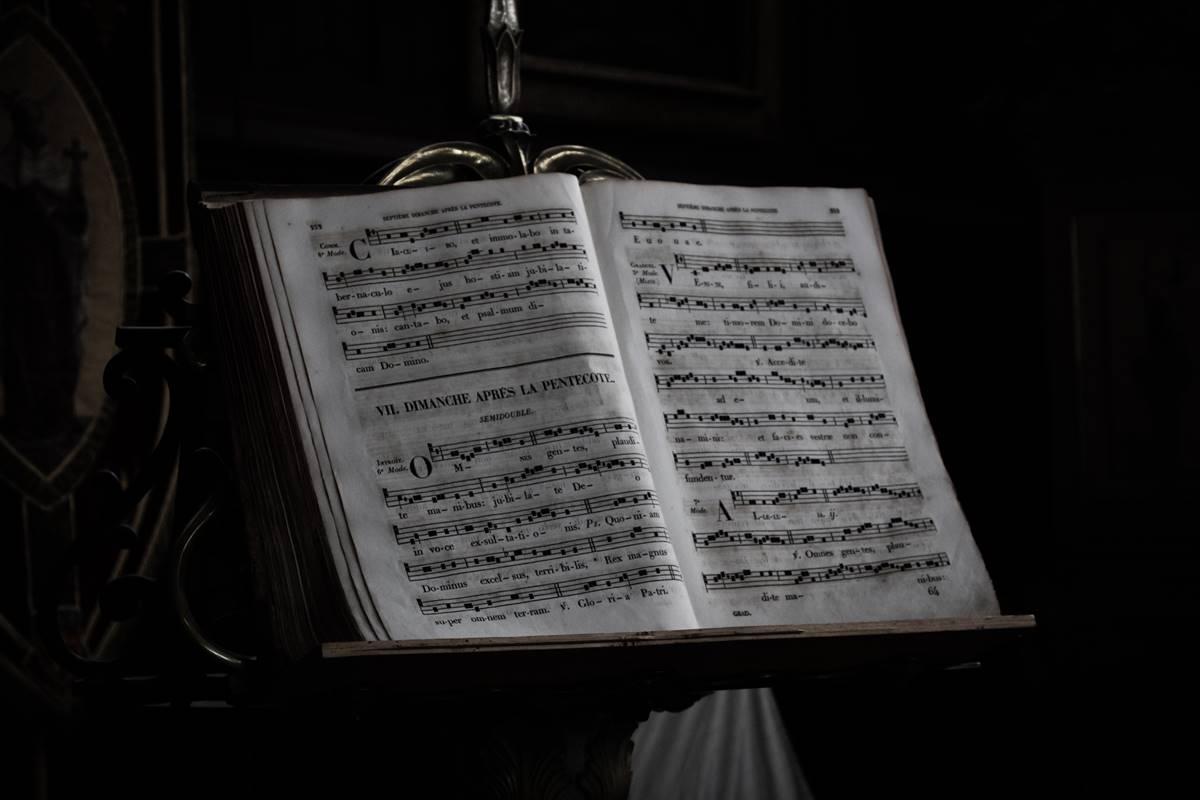 Music Project - Church WordPress Theme