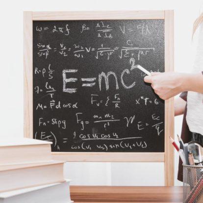 Mathematics Master - Education WordPress Theme
