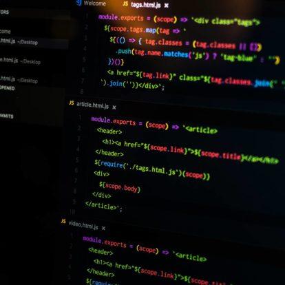 HTML Courses - Education WordPress Theme