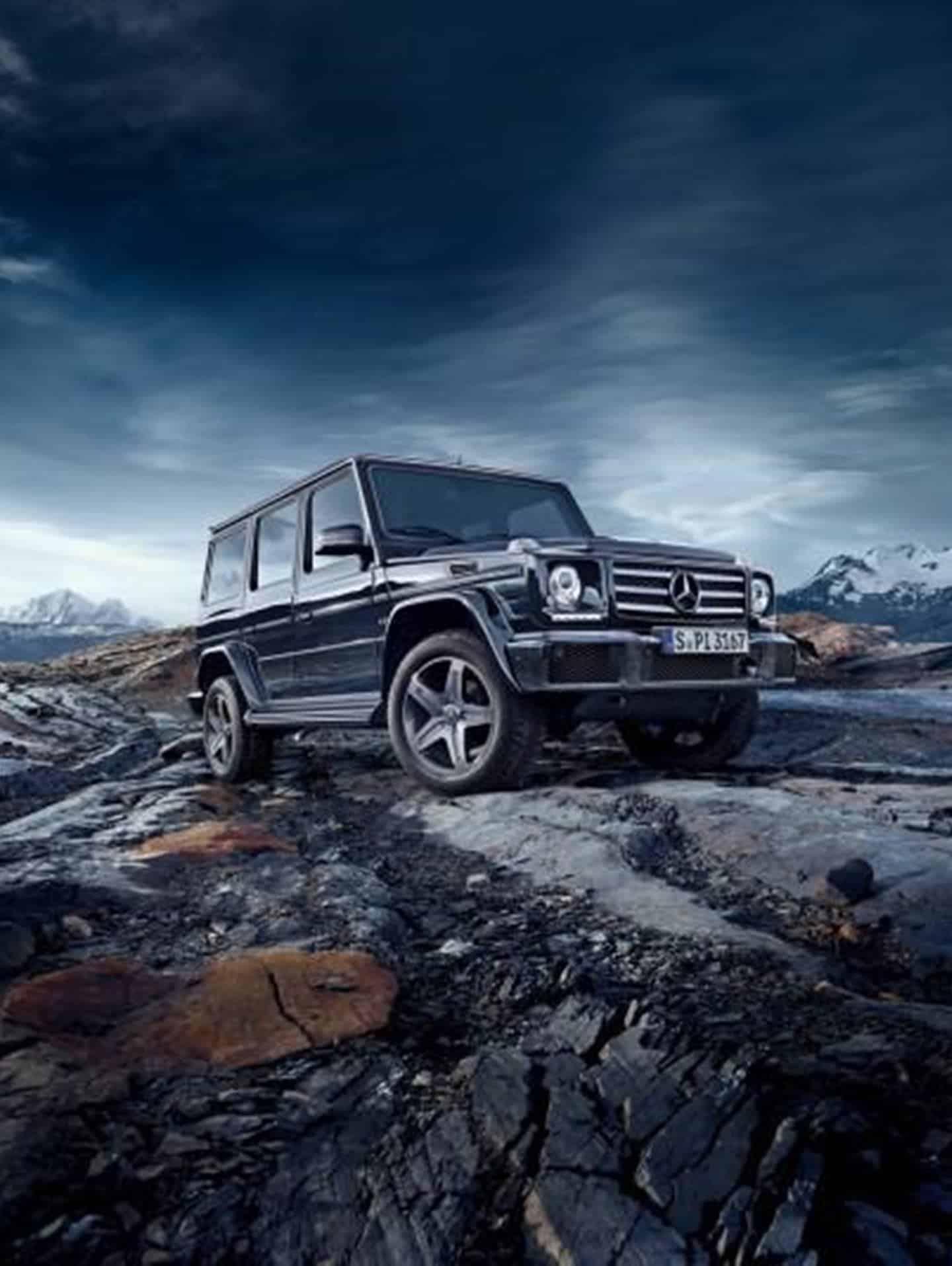 Mercedes-Benz G550