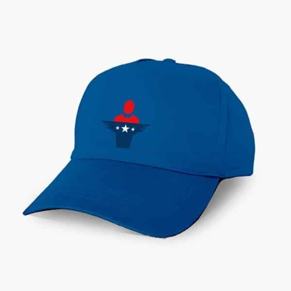 Campaign Blue Cap WooCommerce Product - Politic WordPress Theme