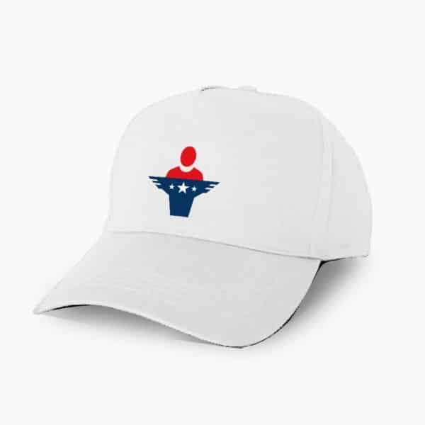Campaign White Cap WooCommerce Product - Politic WordPress Theme
