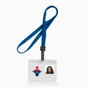 Election ID Badge WooCommerce Product - Politic WordPress Theme