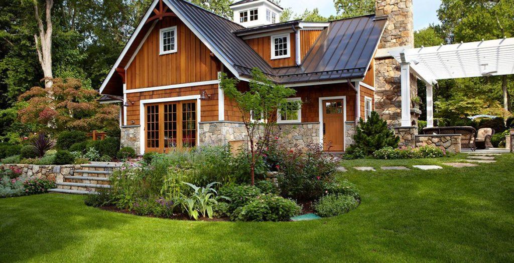 Gorgeous In Green House - RealEstate WordPress Theme