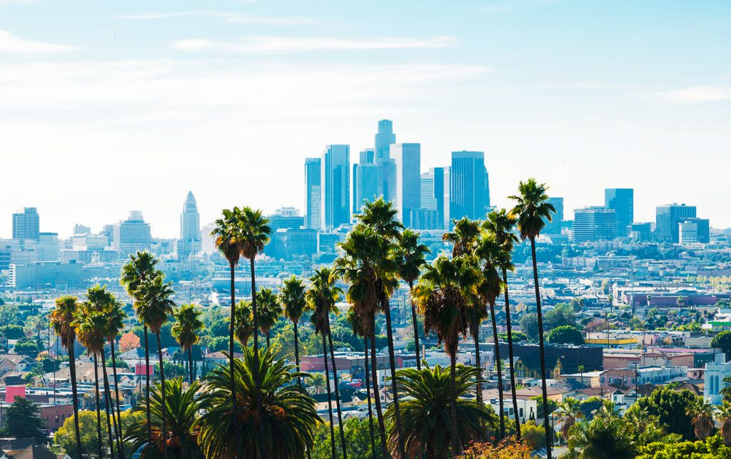 Los Angeles City - RealEstate WordPress Theme