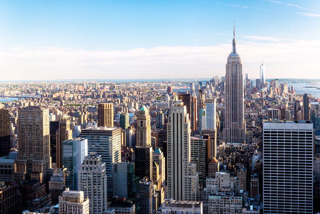 New York City - RealEstate WordPress Theme