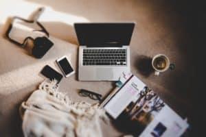 Blog easy - VisualMentor WordPress Theme