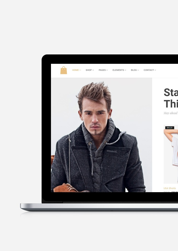 Seller - eCommerce WordPress Theme