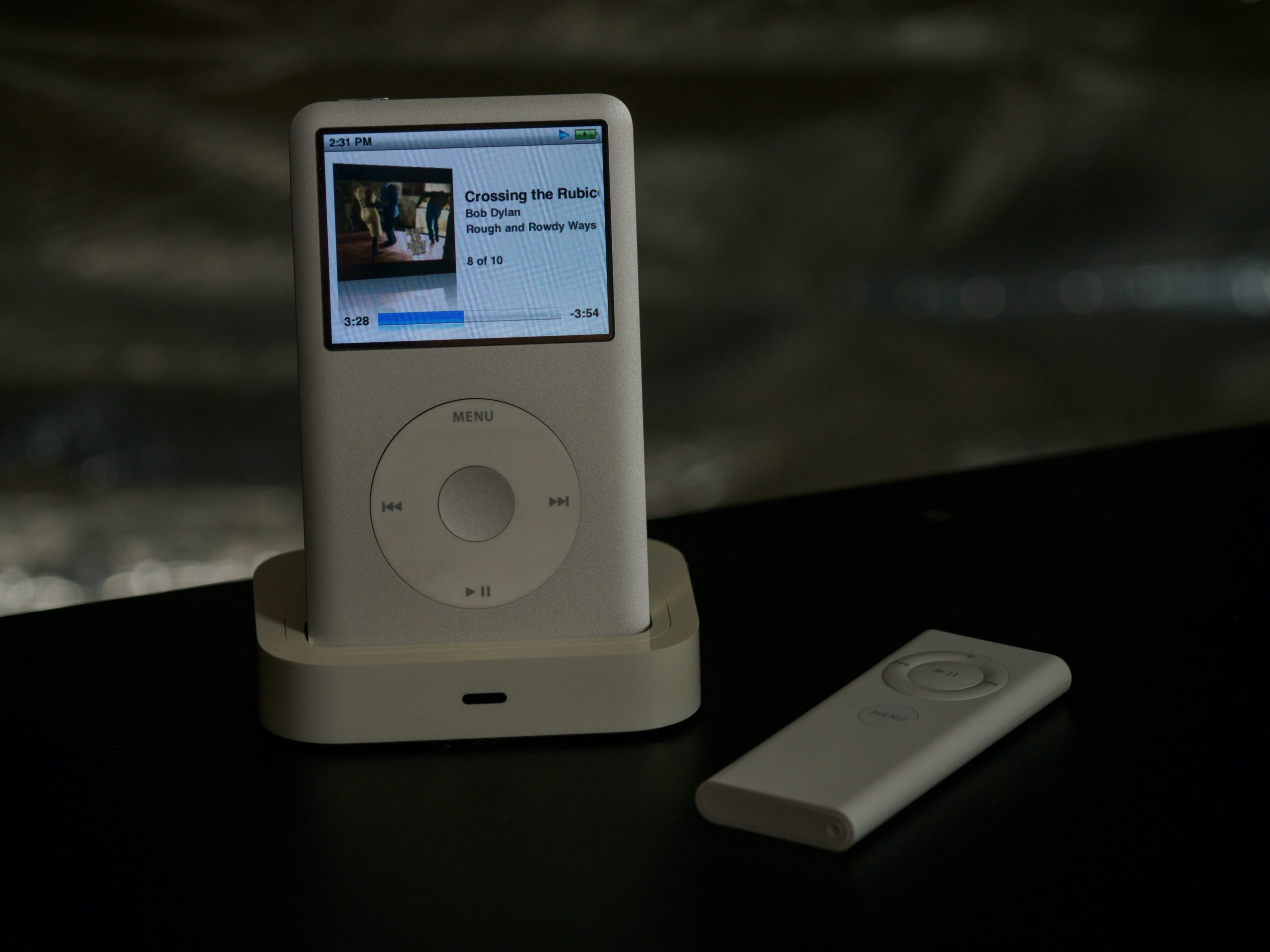 white ipod nano 4 th generation